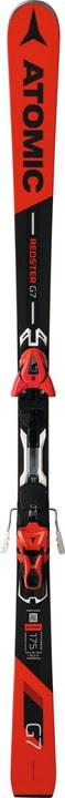 Redster G7 inkl. XT 12 On Piste Ski inkl. Bindung Atomic 493779816830 Länge 168 Farbe rot Bild-Nr. 1