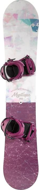 Mystique inkl. Cosmic Damen-Snowboard Nitro 494546814945 Farbe violett Länge 149 Bild-Nr. 1