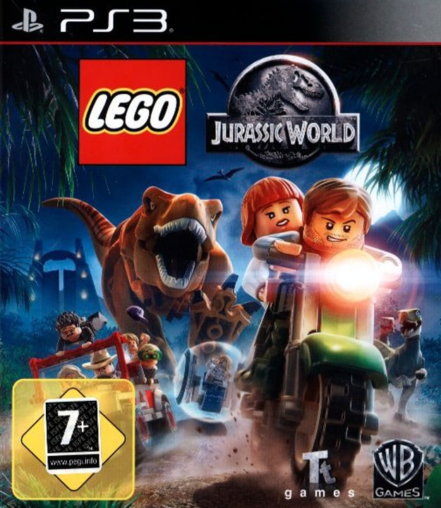 PS3 - LEGO Jurassic World Box 785300121571 Photo no. 1