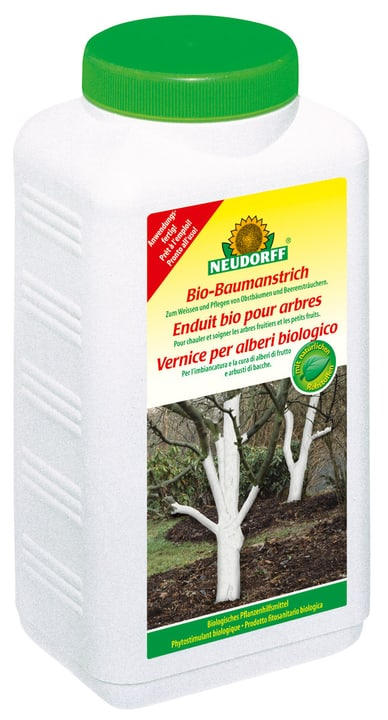 Vernice per alberi biologico, 2 L Neudorff 658415900000 N. figura 1