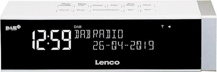CR-630WH Radio réveil Lenco 785300148620 Photo no. 1