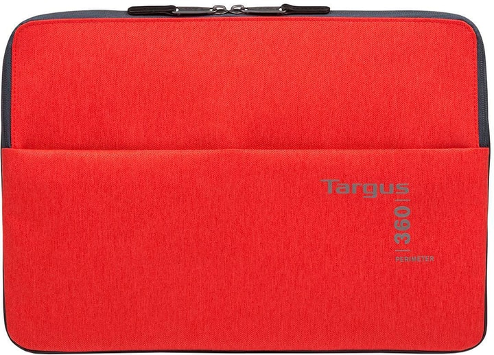 "360 Perimeter Pochette pour ordinateur portable 13,3"" - Rouge Targus 785300132031 Photo no. 1"
