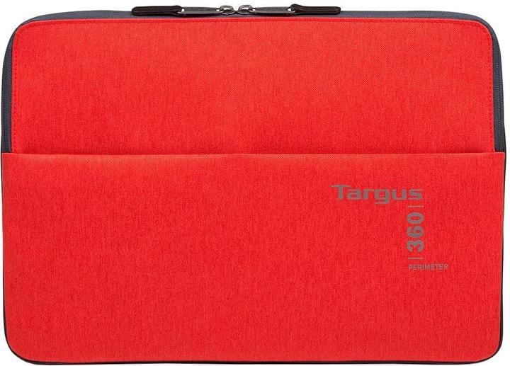 "360 Perimeter Pochette per ordinateur portable 13,3"" - Rosso Targus 785300132031 N. figura 1"