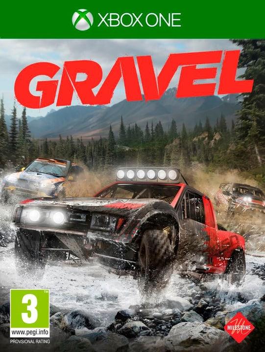 Gravel [XONE] (D/F/I) Physique (Box) 785300122253 Photo no. 1