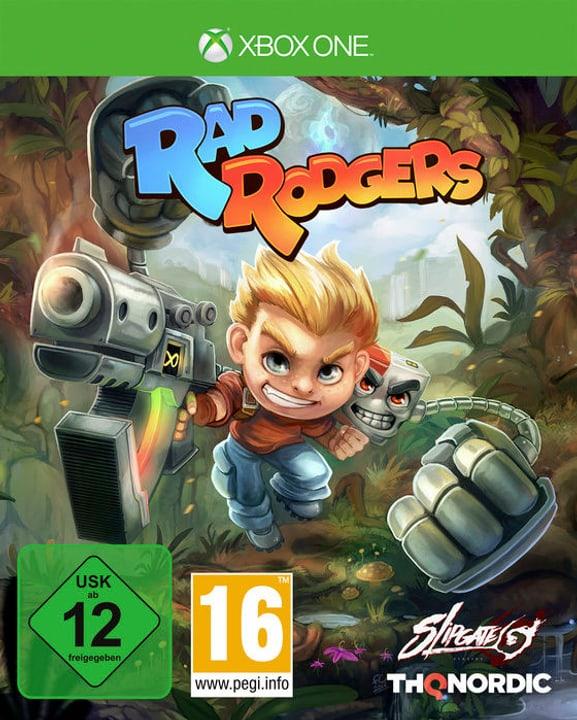 Xbox One Rad Rodgers 785300129013 Photo no. 1