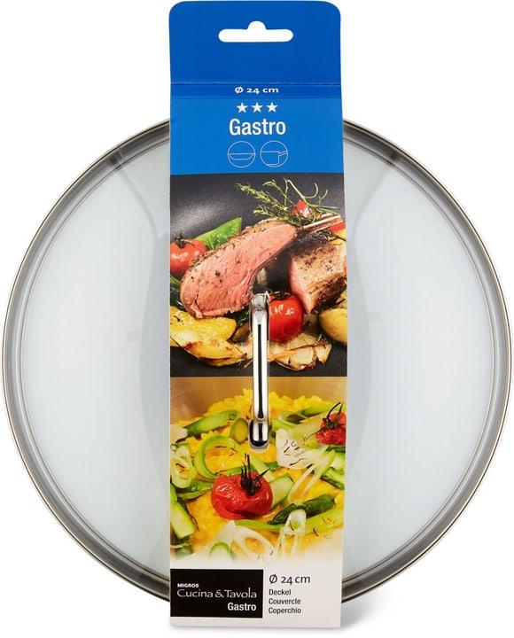 Coperchio 24cm GASTRO Cucina & Tavola 703838900000 N. figura 1