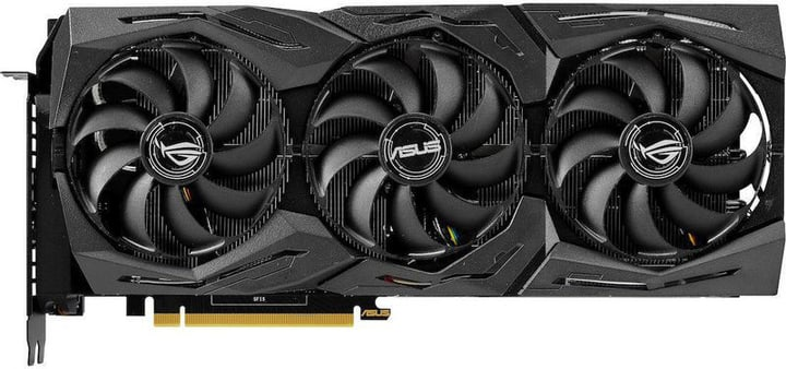 GeForce RTX 2080 Ti ROG STRIX O11G-GAMING Card graphique Asus 785300143510 Photo no. 1