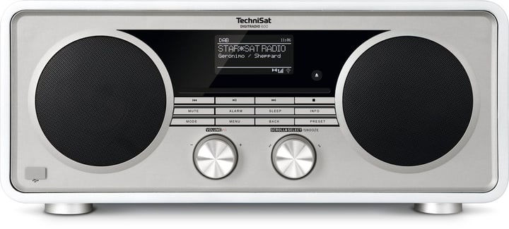 DigitRadio 600 - Blanc Micro HiFi System Technisat 785300139564 Photo no. 1