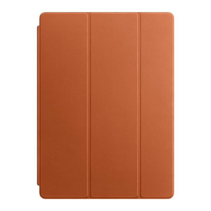 Smart Cover en cuir pour iPad Pro 12,9 pouces - Havane Apple 785300128588 Photo no. 1