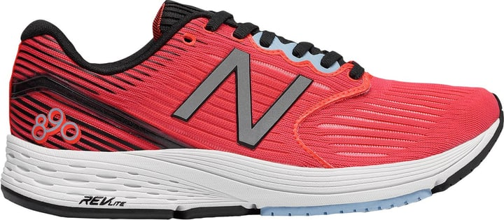890v6 Damen-Runningschuh New Balance 492812040057 Farbe koralle Grösse 40 Bild-Nr. 1