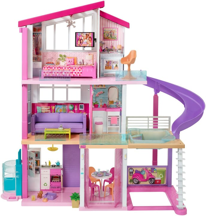 Barbie Traumvilla 746489700000 Bild Nr. 1
