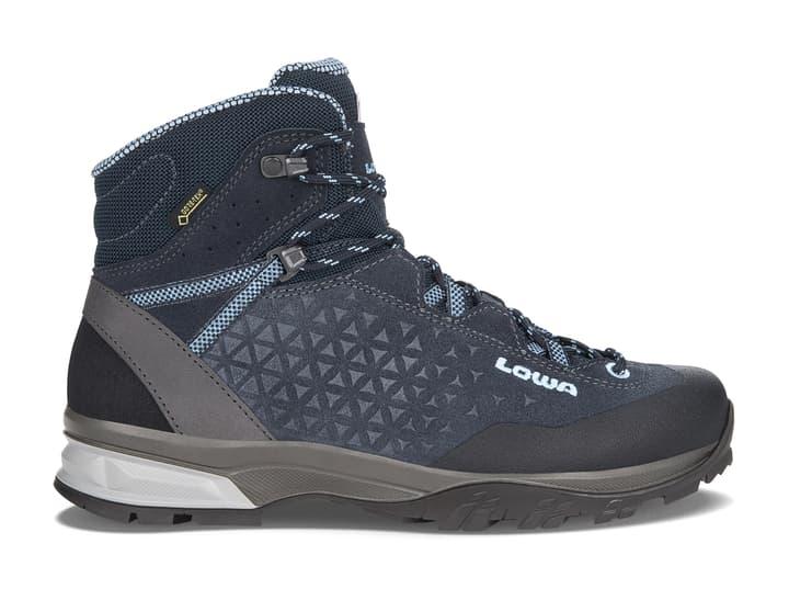 Sassa GTX Mid Chaussures de trekking pour femme Lowa 473317739040 Couleur bleu Taille 39 Photo no. 1