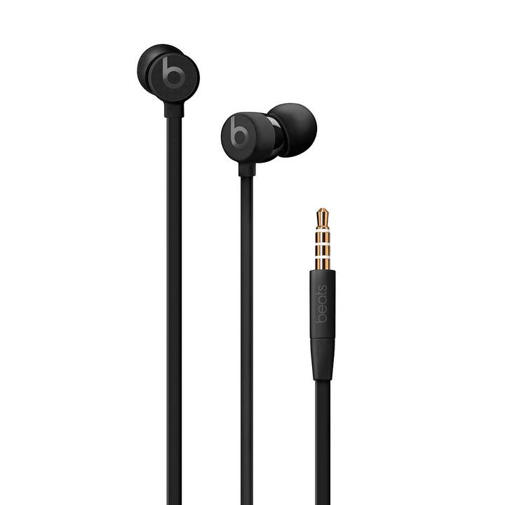 urBeats3 prise 3.5 mm, noir Casque In-Ear Beats By Dr. Dre 785300139204 Photo no. 1