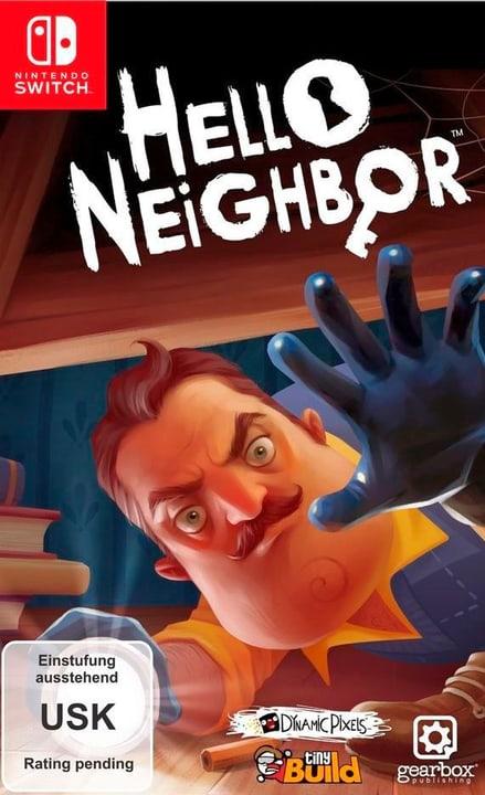 Switch - Hello Neighbor (D) Box 785300136759 Bild Nr. 1