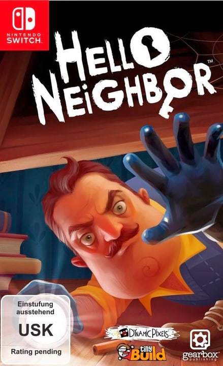 Switch - Hello Neighbor (D) Physique (Box) 785300136759 Photo no. 1
