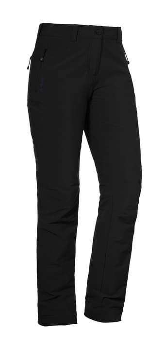 Pants Engadin W Damen-Trekkinghosen Schöffel 462754301820 Farbe schwarz Grösse 18 Bild-Nr. 1