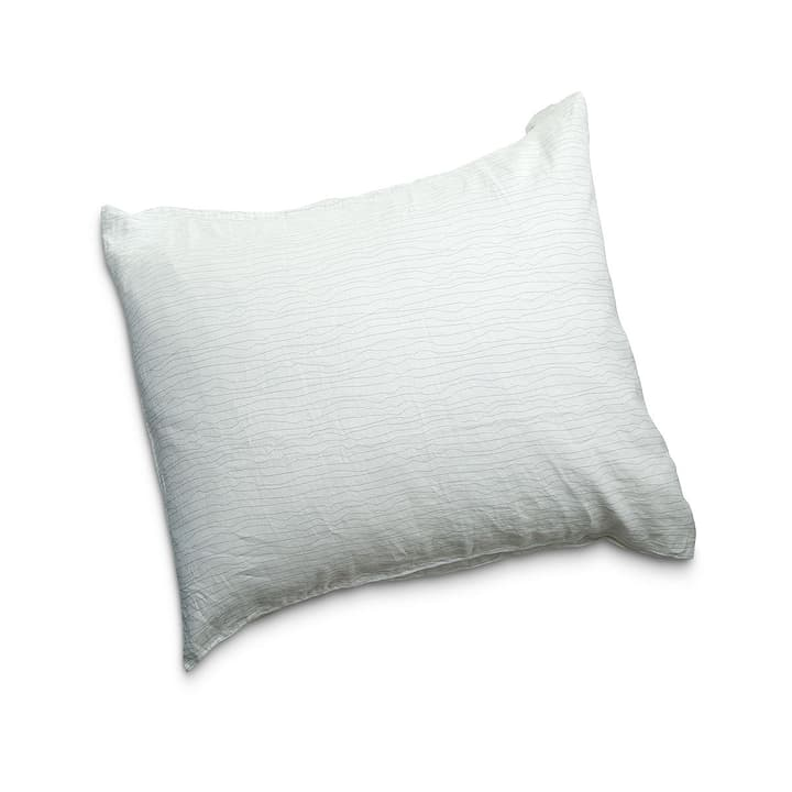 MAIA Taie d'oreiller 376025966702 Couleur Blanc Dimensions L: 65.0 cm x L: 65.0 cm Photo no. 1