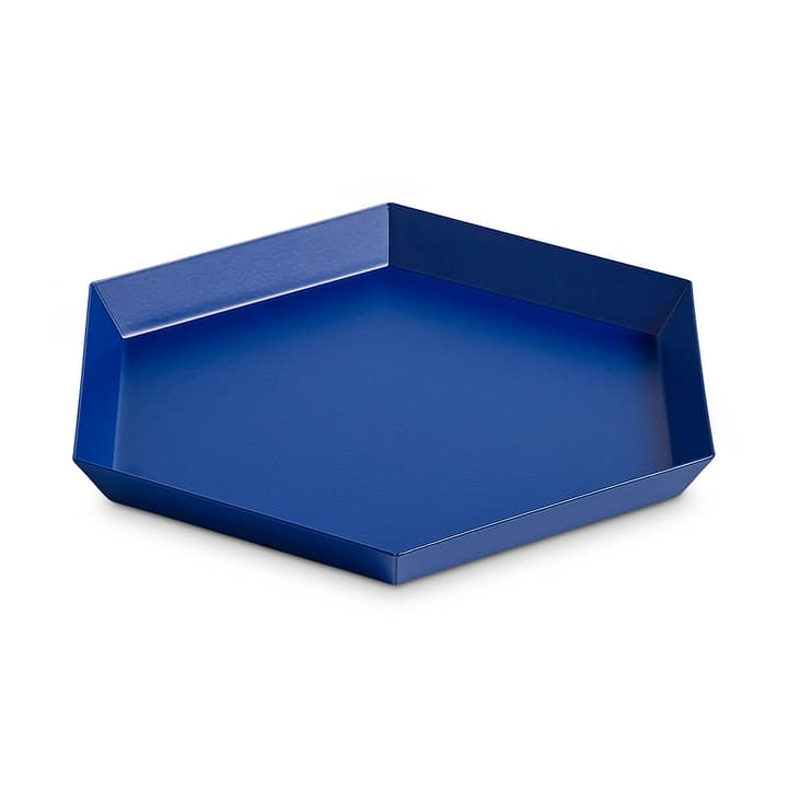 KALAIDO Tablett HAY 386293800000 Grösse T: 22.0 cm Farbe Blau Bild Nr. 1