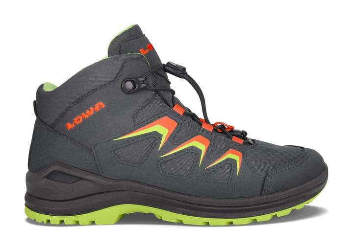 Innox Evo GTX Qc Chaussures de randonnée pour enfant Lowa 465523338080 Couleur gris Taille 38 Photo no. 1