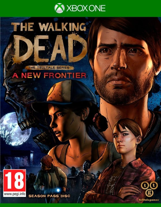 Xbox One - The Walking Dead - The Telltale Series: A New Frontier 785300121456 N. figura 1