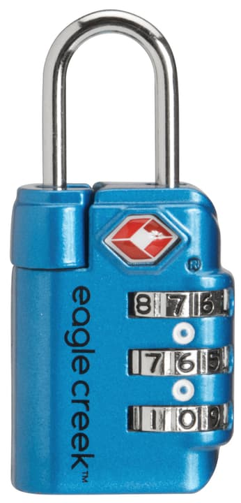 Travel Safe TSA Lock Serrure Eagle Creek 464604800000 Photo no. 1