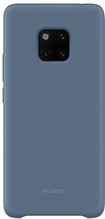 Hard-Cover Silikon blue Hülle Huawei 785300143384 Bild Nr. 1