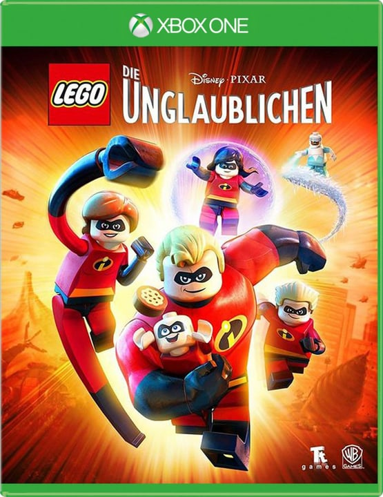 Xbox One -  LEGO Les Indestructibles Physique (Box) 785300134629 Langue Allemand, Français Plate-forme Microsoft Xbox One Photo no. 1