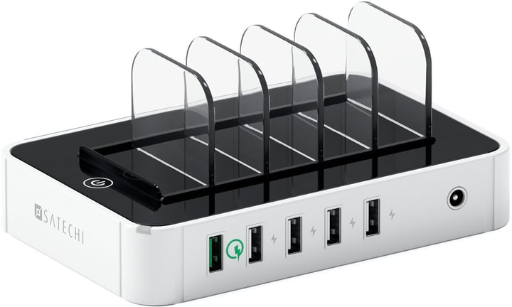 Station de charge 5 ports Charging Station Satechi 785300142349 N. figura 1