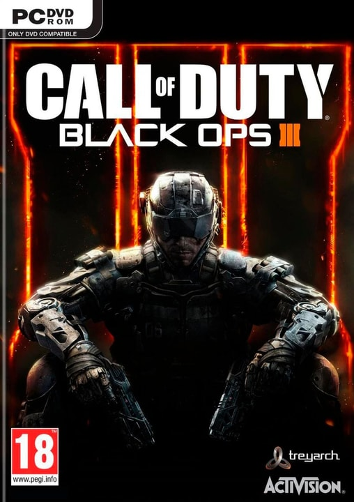PC - Call of Duty : Black Ops III Box 785300121585 N. figura 1