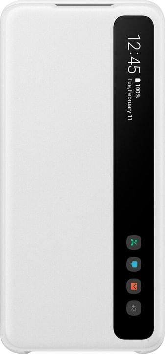 Clear View Book-Cover Blanc Coque Samsung 785300151167 Photo no. 1