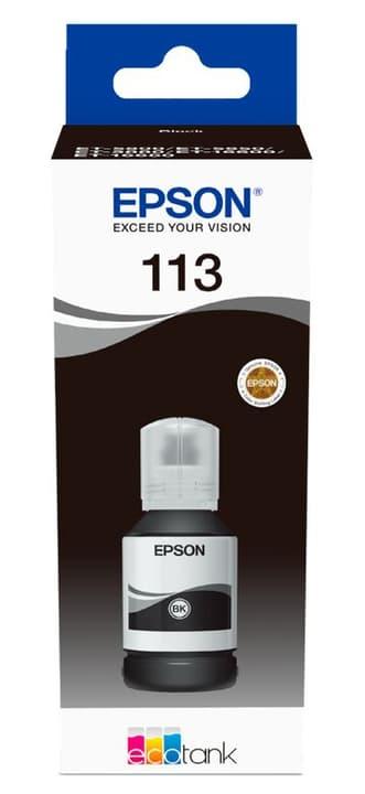 113 Tintenflasche pigment black Tintenpatrone Epson 798280200000 Bild Nr. 1