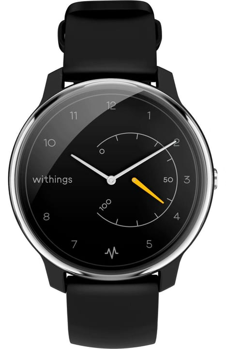 Aktivitätssensor Move ECG Smartwatch Withings 785300151426 Bild Nr. 1