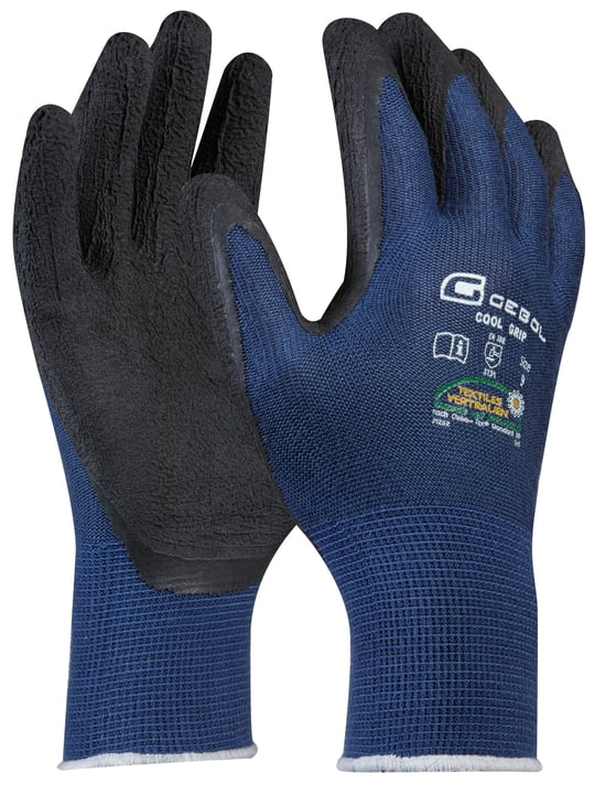 Gebol Handschuh Cool Grip No. 9 601306700000 Grösse No. 9 / L Bild Nr. 1