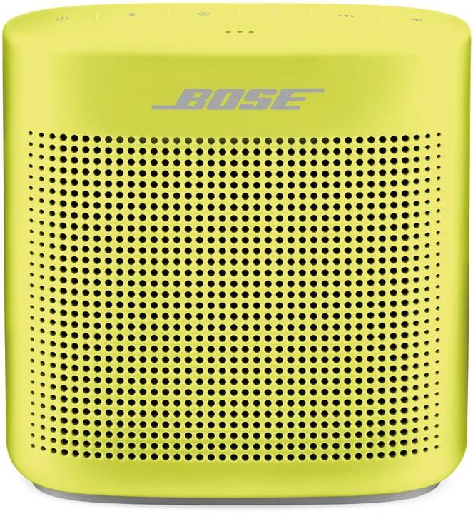 SoundLink Color II - Citron Haut-parleur Bluetooth Bose 772832300000 Photo no. 1