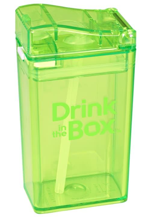 DRINK IN THE BOX Cucina & Tavola 705362200060 Colore Verde Dimensioni L: 6.8 cm x P: 4.4 cm x A: 13.8 cm N. figura 1