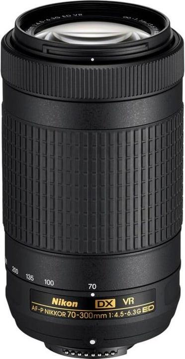 AF-P DX NIKKOR 70-300mm f/4.5-6.3G ED VR , 3 Jahre Swiss-Garantie Objektiv Nikon 793429500000 Bild Nr. 1