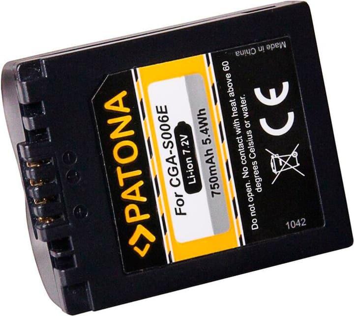 Panasonic CGR-S006E Batterie Patona 785300144512 N. figura 1