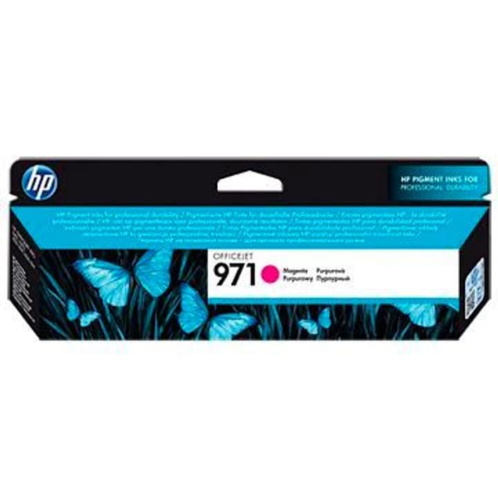 971 Officejet Tintenpatrone magenta HP 785300125159 Bild Nr. 1