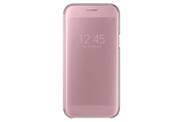 Clear View Cover A5 2017 rosa Samsung 798075300000 N. figura 1