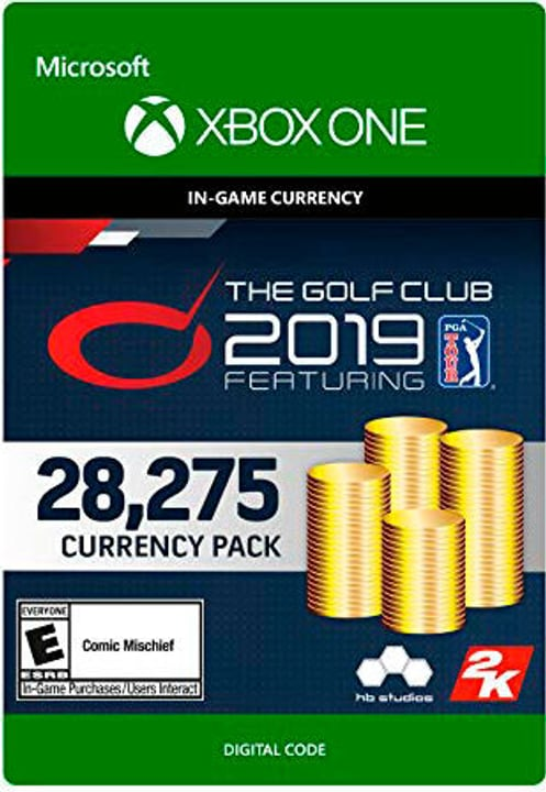 Xbox One - The Golf Club 2019 feat. PGA Tour - 28275C Download (ESD) 785300141430 N. figura 1