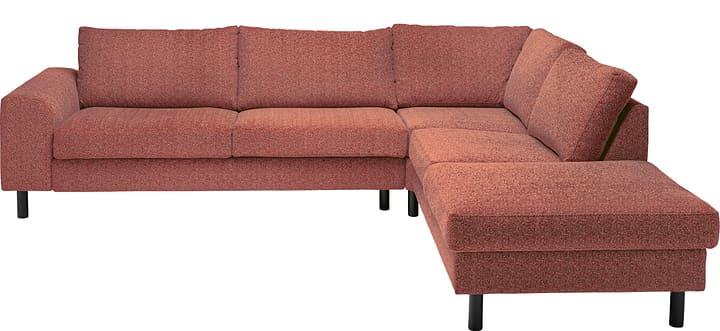 DIENER Canapé d'angle 405740100000 Couleur Rouge Dimensions L: 277.0 cm x P: 220.0 cm x H: 82.0 cm Photo no. 1