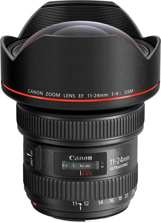 EF 11-24mm f/4.0 L USM objectif Import Objectif Canon 785300123614 Photo no. 1