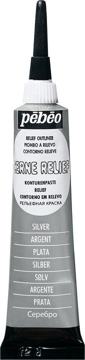 Cerne Relief argent Pebeo 663506300000 Couleur Argenté Photo no. 1