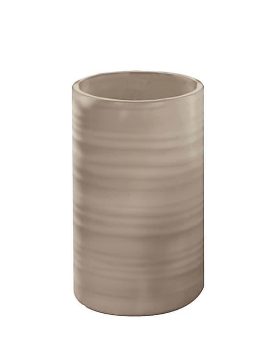 Zahnputzbecher Sahara Kleine Wolke 675460900000 Farbe Braun Grösse 8 x 8 x 12.2 cm Bild Nr. 1
