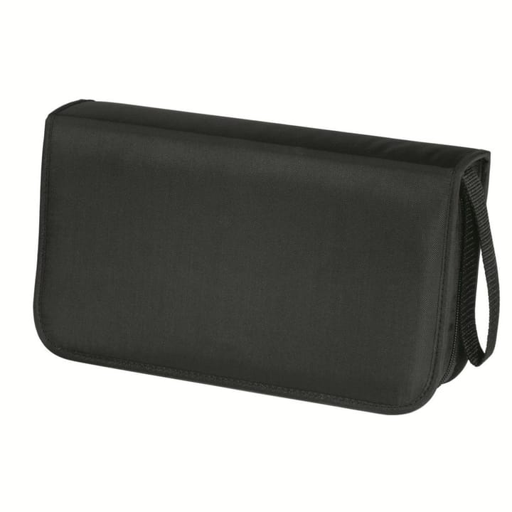 CD Wallet nylon 80 CD black Hama 787515600000 N. figura 1
