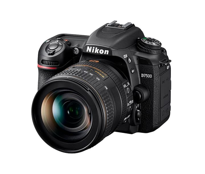 D7500 + 18-105 mm VR Nikon 785300125634 Photo no. 1
