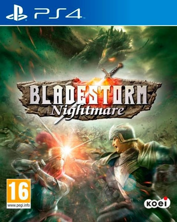 PS4 - Bladestorm: Nightmare Fisico (Box) 785300121978 N. figura 1