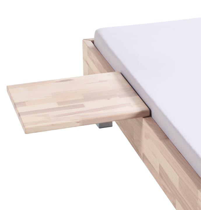 MIDO Table de chevet HASENA 403519885064 Dimensions L: 40.0 cm x P: 35.0 cm x H: 10.0 cm Couleur Coeur de frêne Photo no. 1