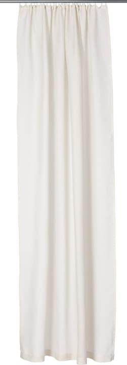 OLIVIA Fertigvorhang Tag 430276421374 Farbe Beige Grösse B: 145.0 cm x H: 260.0 cm Bild Nr. 1