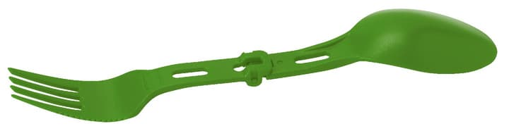 Folding Spork Posate Primus 464603800060 Colore verde Taglie Misura unitaria N. figura 1